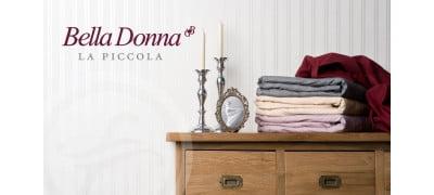 Bella Donna Jersey La Piccola (Topper bis 10cm) - 180 x 200 cm